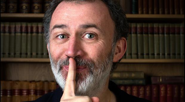 Comedian Tommy Tiernan Picture By David Conachy.