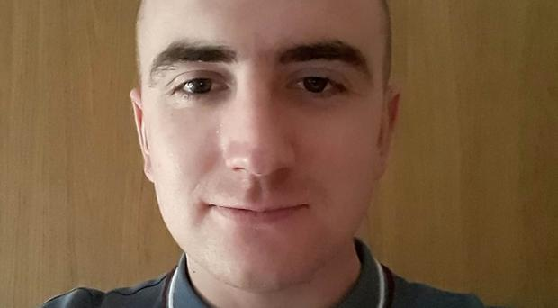 Michael McManus (25) is charged with the murder of Niall Magee. Credit: Pacemaker Press