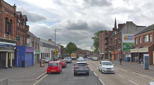 The robbery happened on the Cliftonville Road on Tuesday afternoon. Credit: Google Maps