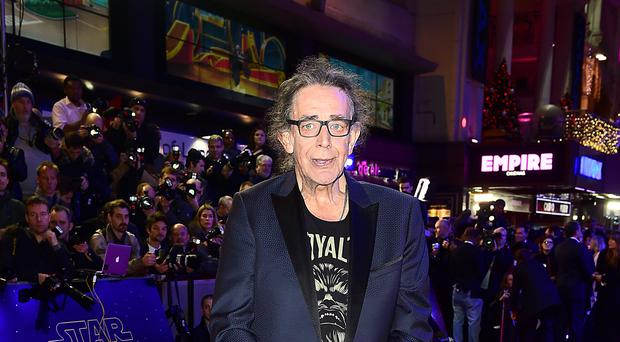 Peter Mayhew will forever be remembered for his portrayal of Chewbacca in the Star Wars films (Ian West/PA Wire)