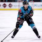 Josh Roach during his time with the Belfast Giants (William Cherry/Presseye)