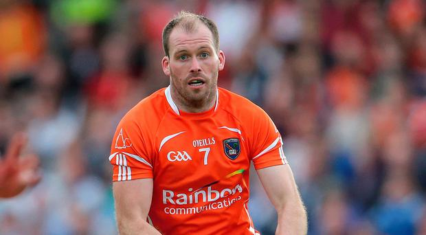 Fresh hope: Ciaran McKeever believes Armagh can come good