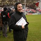 Former Ulster centre Paddy Wallace