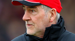Moving on: Mickey Harte is keen to erase memories of last year