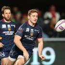 Paddy Jackson in action for Perpignan (INPHO/Billy Stickland)