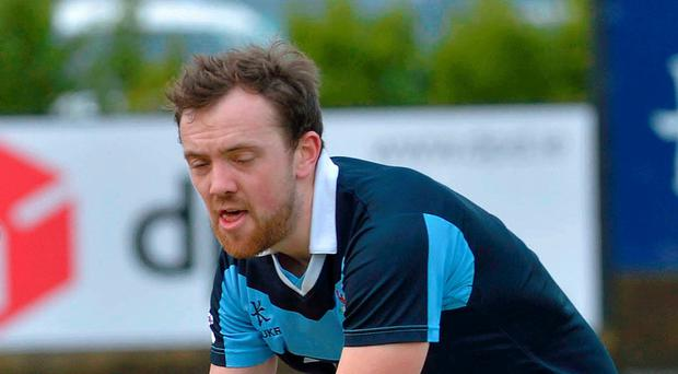 Fitness race: Andy Williamson is hoping to make the decider