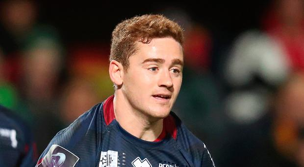 Former Ulster fly-half Paddy Jackson
