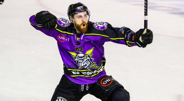 New Belfast Giants signing Ciaran Long
