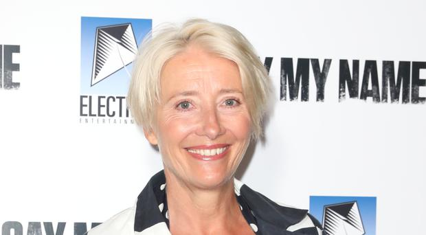 Dame Emma Thompson is to make her Saturday Night Live hosting debut (Isobel Infantes/PA)