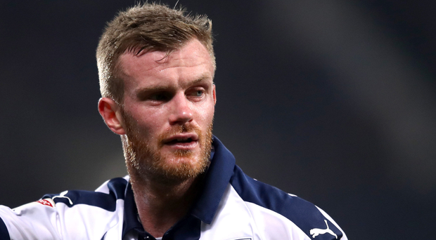 Last act: Chris Brunt aims to lead West Brom to promotion