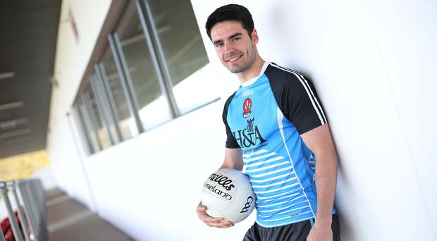 Well travelled: Derry ace Niall Keenan