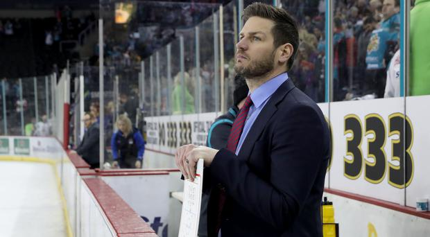 Tactics: Great Britain assistant coach Adam Keefe