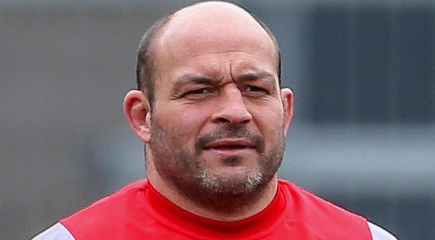 Familiar: Rory Best played for Mark McCall with Ulster