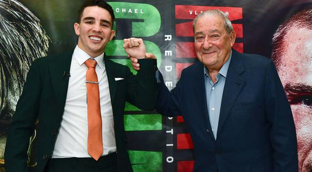 Michael Conlan eager to banish demons of 'worst day' in