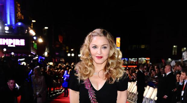 Madonna has responded to calls for her to cancel her performance at the Eurovision Song Contest in Israel (Ian West/PA)