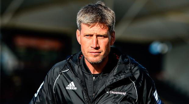 Head hunting: Ronan O'Gara aims to be the man in charge