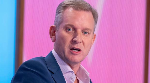 The Jeremy Kyle Show has been axed for good (REX)
