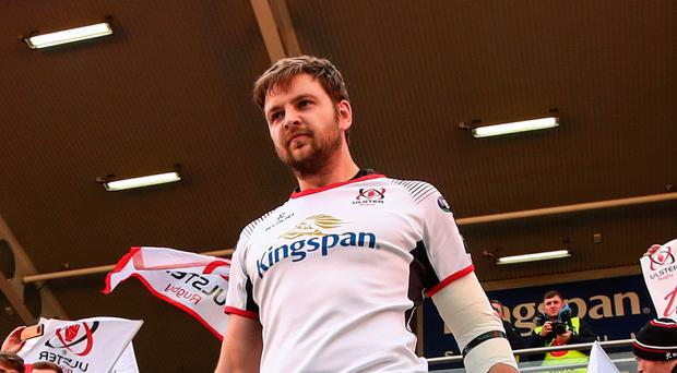 Lead role: Iain Henderson may replace Rory Best as skipper