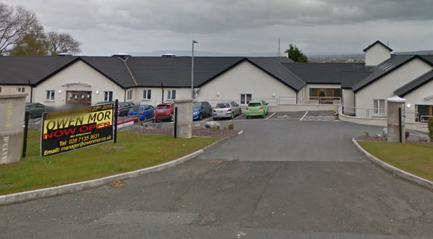 Owen Mor Care Centre in Londonderry. Credit: Google