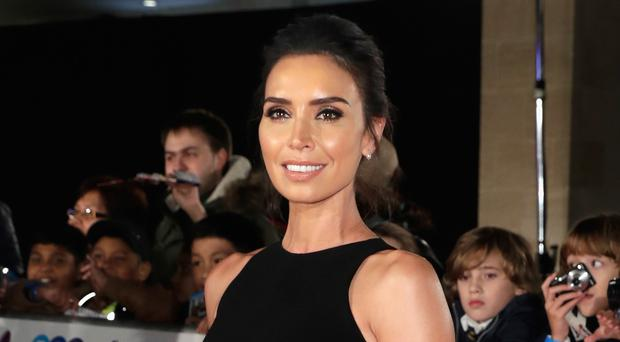 LONDON, ENGLAND - OCTOBER 30: Christine Lampard attends the Pride Of Britain Awards at Grosvenor House, on October 30, 2017 in London, England. (Photo by John Phillips/Getty Images)