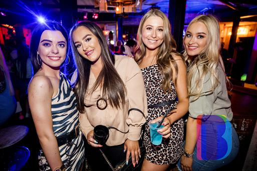15 May 2019 People out at Lux for Fat Wednesdays (Liam McBurney/RAZORPIX)
