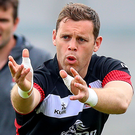 Numbers game: Darren Cave could earn his 229th Ulster cap