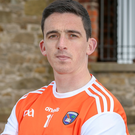 Winning goal: Rory Grugan is eyeing Armagh success