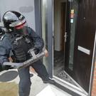 Police searched the wrong homes as part of their probe into ATM thefts. (stock pic)