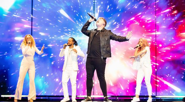 Michael Rice will perform at Eurovision (Andres Putting)