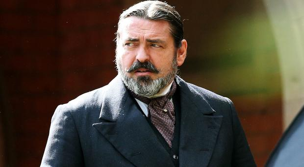 Angus Macfadyen will reprise his Braveheart role of Robert the Bruce (Brian Lawless/PA)
