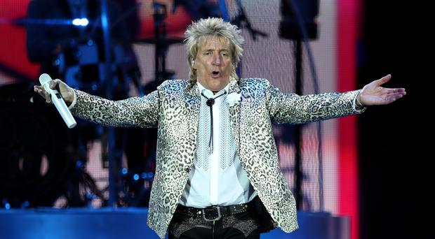 Rod Stewart is a model railway enthusiast (Simon Cooper/PA)