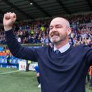 Challenging job: New Scotland manager Steve Clarke