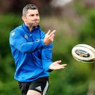 Cup aim: Rob Kearney