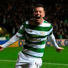 One way: Callum McGregor will treat final like any other game