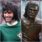 The statue of George Best, unveiled near Windsor Park, has been the target of social media abuse but the sculptor says he is happy with the positive reactions of those who are 'important'.