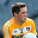 Underdogs: Niall Delargy knows Antrim face a stiff test