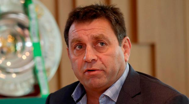 Staying on: David Nucifora will continue as IRFU performance director until 2022