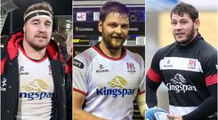 Rob Herring, Iain Henderson and Marcell Coetzee are among those in the Ulster squad with captaincy experience.