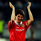 Talisman: United's emblematic captain and leader Roy Keane