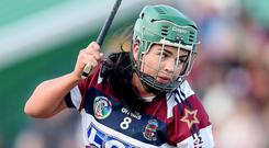 New role: Shannon Graham is set for her Derry debut today