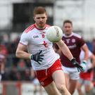 Tyrone's Cathal McShane. Pic INPHO/Lorcan Doherty