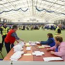 Counting of votes has started for the European election in Northern Ireland.
