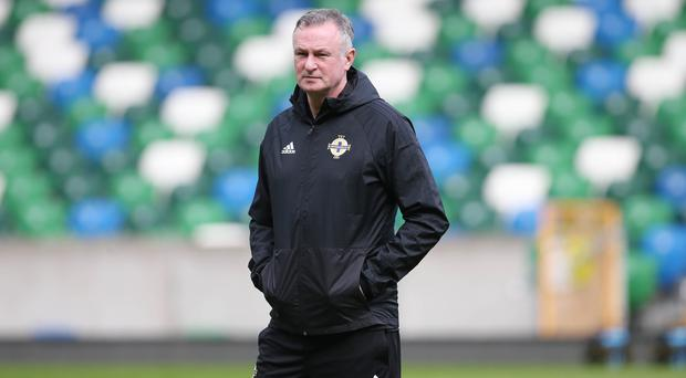 Top drawer: Michael O'Neill's work with NI has been hailed