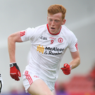 Tyrone U20 skipper Ruairi Gormley