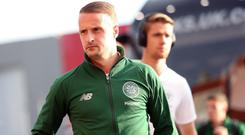 Health break: Leigh Griffiths last played in December