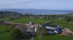 The Salthouse is Ballycastle's second hotel but the first in the town with a four-star rating.