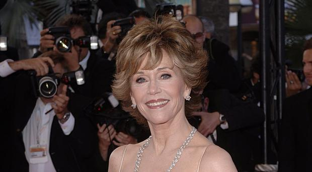 Jane Fonda is being recognised by Bafta Los Angeles (Anthony Harvey/PA)