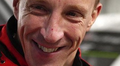 Fast start: Kris Meeke is again quick out of the blocks