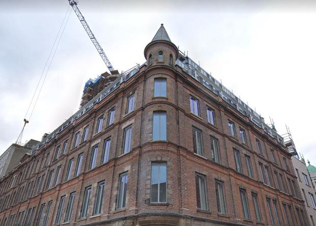 Swanston House on Queen Street dates back to 1890