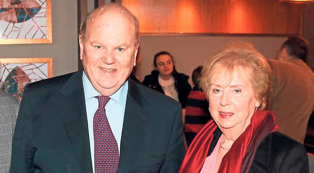 Tragedy: Michael and Mary Noonan